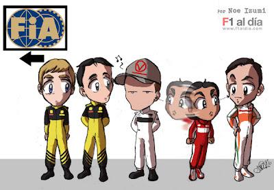 Гран-при Канады 2010 FIA Noe Izumi