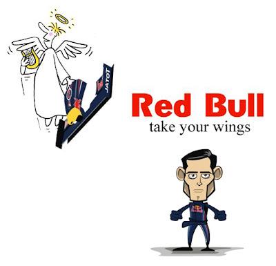 Марк Уэббер take your wings