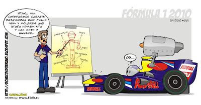 Red Bull разрабатывает свой воздуховод