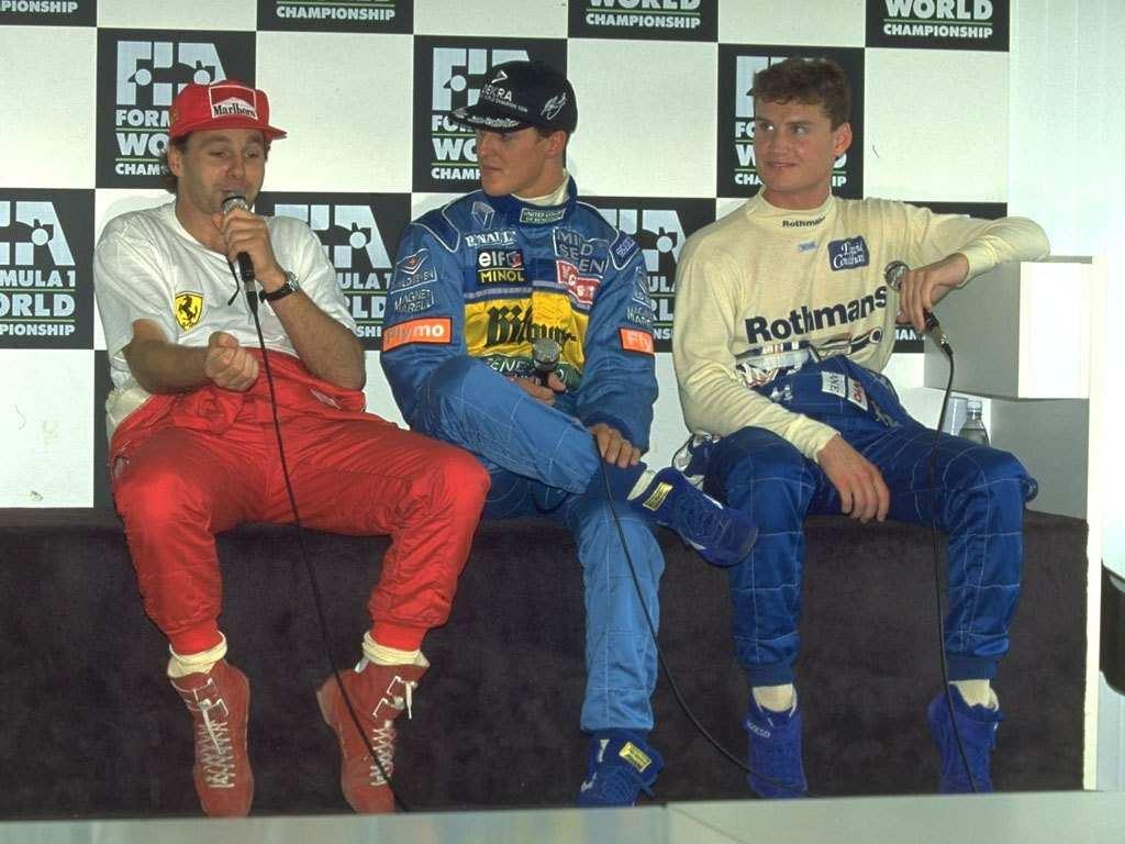 необычная пресс-конференция 1994 год