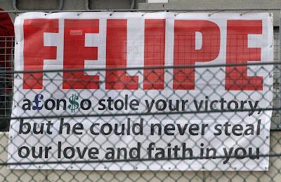 Алонсо украл твою победу но он никогда не сможет украсть нашу любовь и веру в тебя