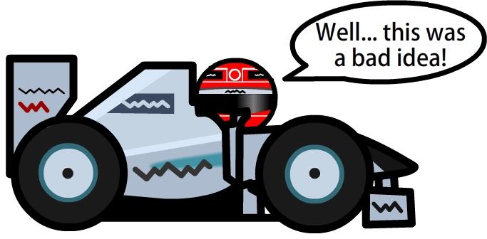 Михаэль Шумахер Mercedes GP Unlap