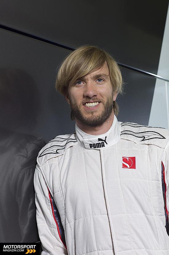 Ник Хайдфельд возвращается в Sauber.