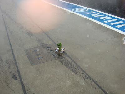 детище Red Bull готовое помочь в дождевой квалификации на Гран-при Японии 2010