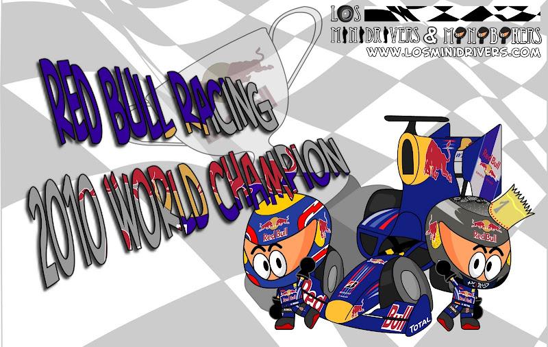 Red Bull берет титул 2010 Гран-при Абу-Даби 2010