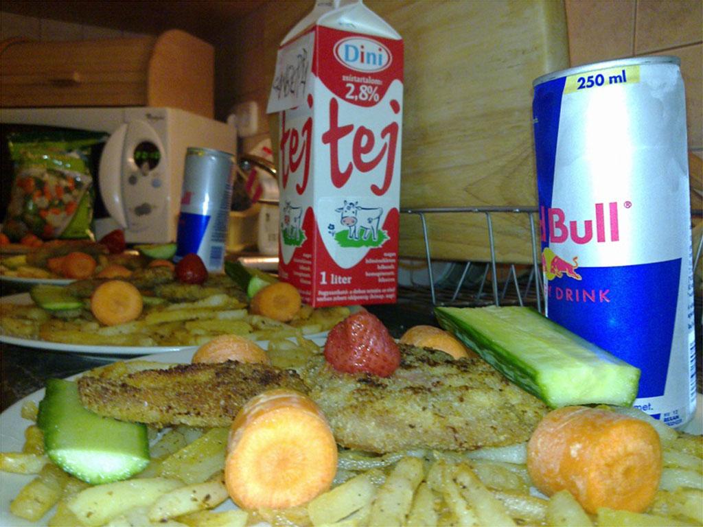 Блюдо для настоящих Рэдбуловцев