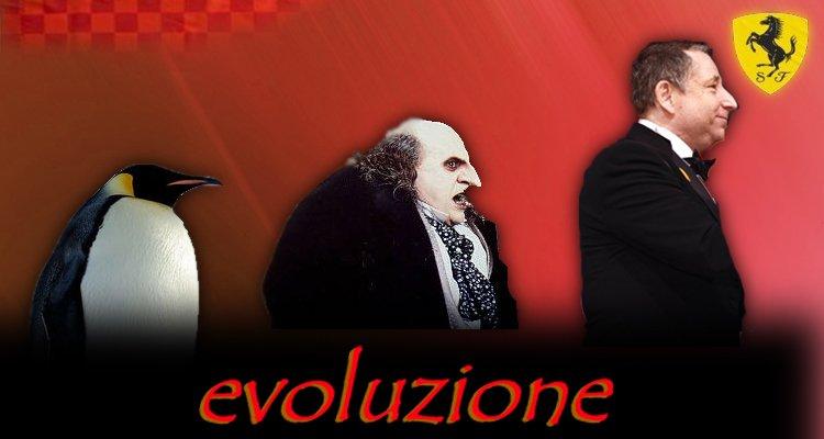 Жан Тодт Penguin Evolution
