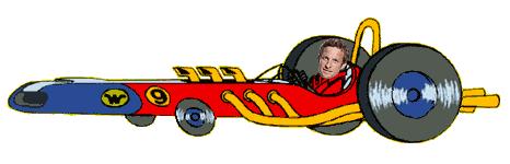 Дженсон Баттон Wacky Races