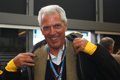 президент Pirelli Тронкетти Провера на Гран-при Турции 2011