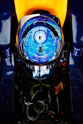 шлем Себастьяна Феттеля для Гран-при Турции 2011