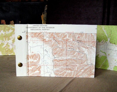 Topographical Map Album 72