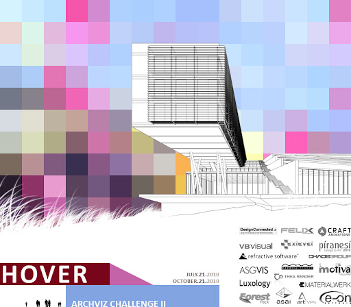 Lomba Desain Architecture Visualization Challenge II