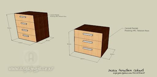 Desain Interior Kamar Tidur Utama Coklat Elegant