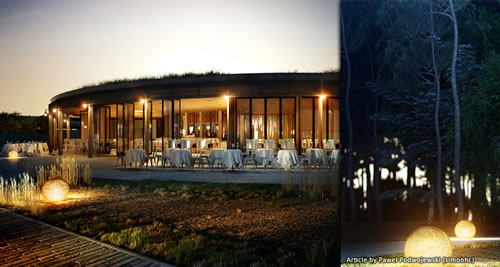 Tutorial 3Ds Max Vray Pembuatan Desain Restauran di Bordeaux