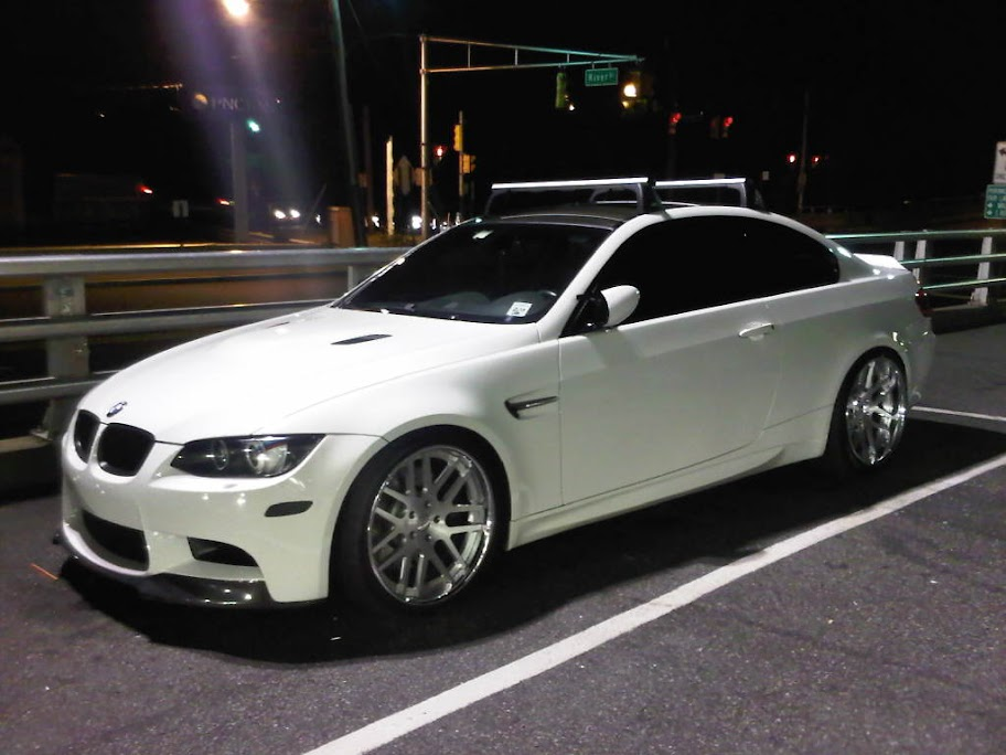 E90 M3 Roof Rack Options