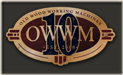 Visit Old Woodworking Machines
