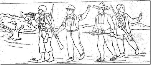 Batalla De Carabobo Venezuela Dibujos Para Colorear La - kootation.com