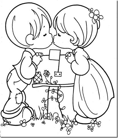 dibujos de precious moments amor - www.P1Q.eu - Funny Pics