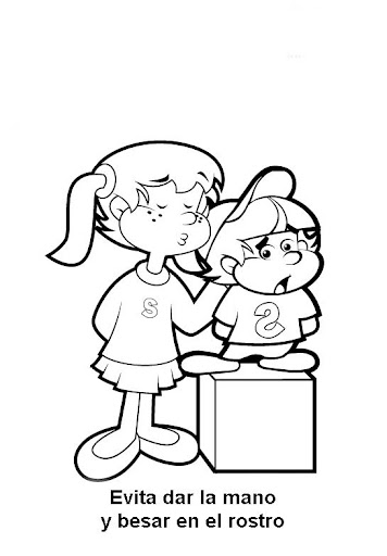 h1n1 flu coloring pages - photo #10