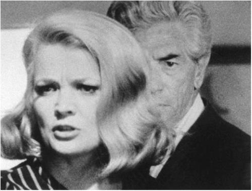 جان مارلی و جینا رولندز در نمایی از چهرهها