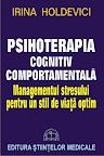 Psihoterapia cognitiv comportamentala : managementul stresului p