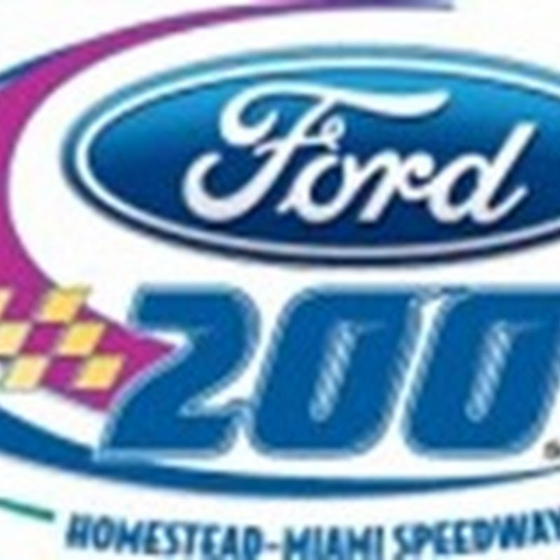 Trucks Pole Report:  Dillon Gets Lucky 7th Pole for Ford 200