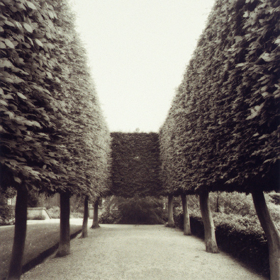 Lynn Geesaman, Hidcote Manor Garden, England, 1997