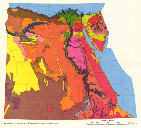Soil Maps of Africa