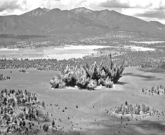 Cinder Lake Crater Field, Flagstaff, Arizona