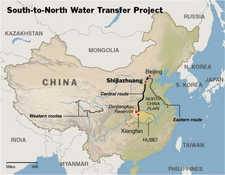 South-to-North Water Transfer Project