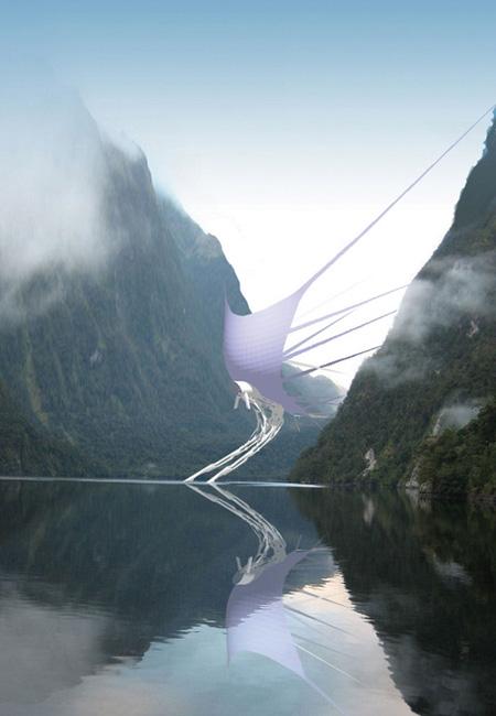 Wind Dam