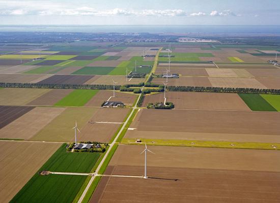 Southern Flevoland, Swifterweg, 2000