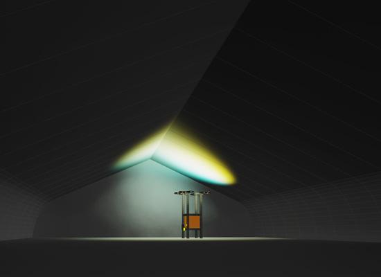 Deep Space Public Lighting