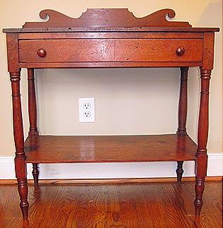 1820 VA washstand
