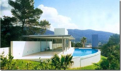7 Ibiza Style Interior Design & Architecture Casa Cristal