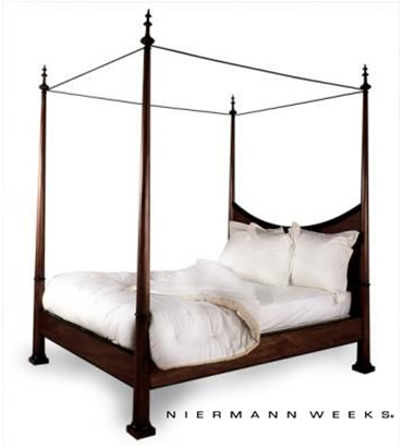 Four Poster Canopy Bed Niermann Weeks