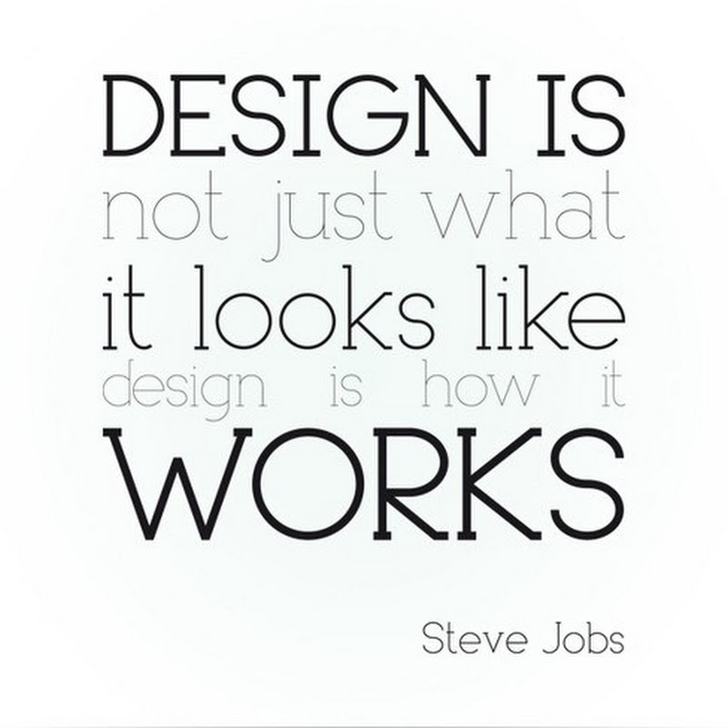Steve Jobs on Design