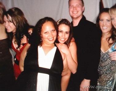 pelada no baile