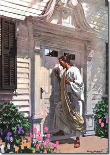 Jesus a la Puerta