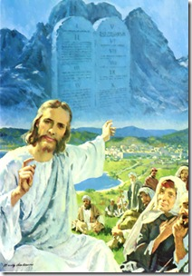 Jesus y su Ley