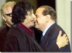 Berlusconi & Khadaffi