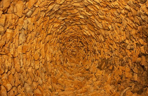 Barraca de pedra seca de la Casera Altafulla, Tarragons, Tarragona 2000