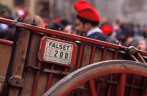 Festa de l'Encamisada, Sant Antoni,  Falset, Priorat, Tarragona Dies 15 i 16 de gener de 2005