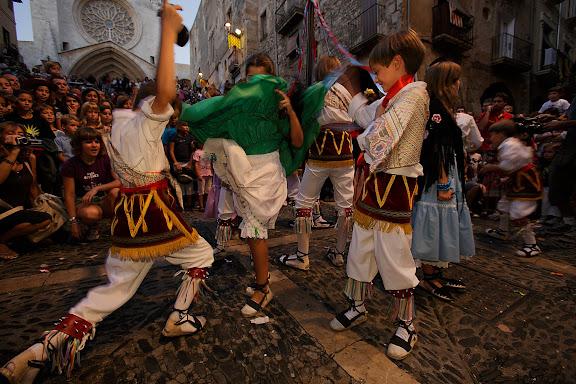 Santa Tecla petita. Festes de Santa Tecla.Tarragona, Tarragonès, Tarragona