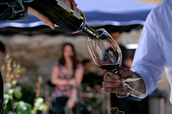 """Tast amb llops, primer tast de """"vins de poble"""", DOQ Priorat12 Fira del Vi de FalsetGratallops, Priorat, Tarragona"""