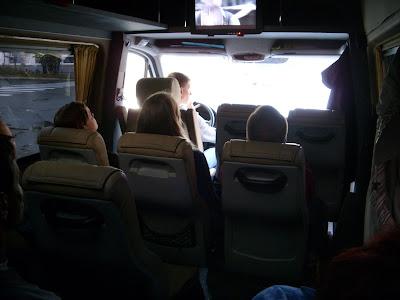 マルシュルトカの車内
