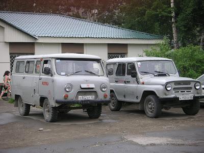 ロシア国産車