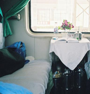 寝台列車の軟臥
