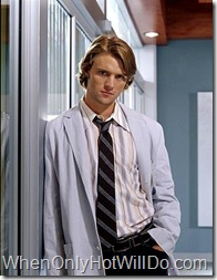 HOUSE:  Jesse Spencer as Dr. Robert Chase.  HOUSE premieres Tuesday, November 16 (9:00-10:00 PM ET/PT) on FOX. ™©2004 FOX BROADCASTING COMPANY. Cr: Nigel Parry/FOX.
