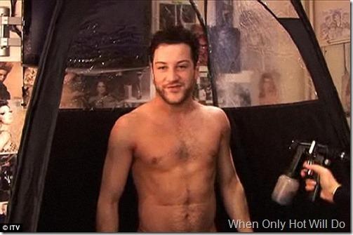 matt cardle shirtless